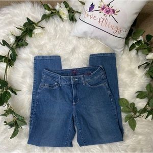 NYDJ ankle denim